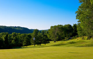Spectacular View on 11th Green at The Summit Club, Armonk