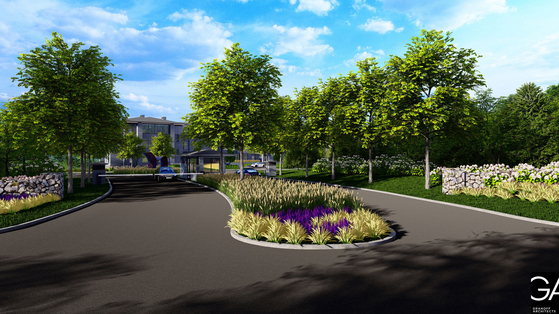 Beautiful new private community in Westchester County, NY