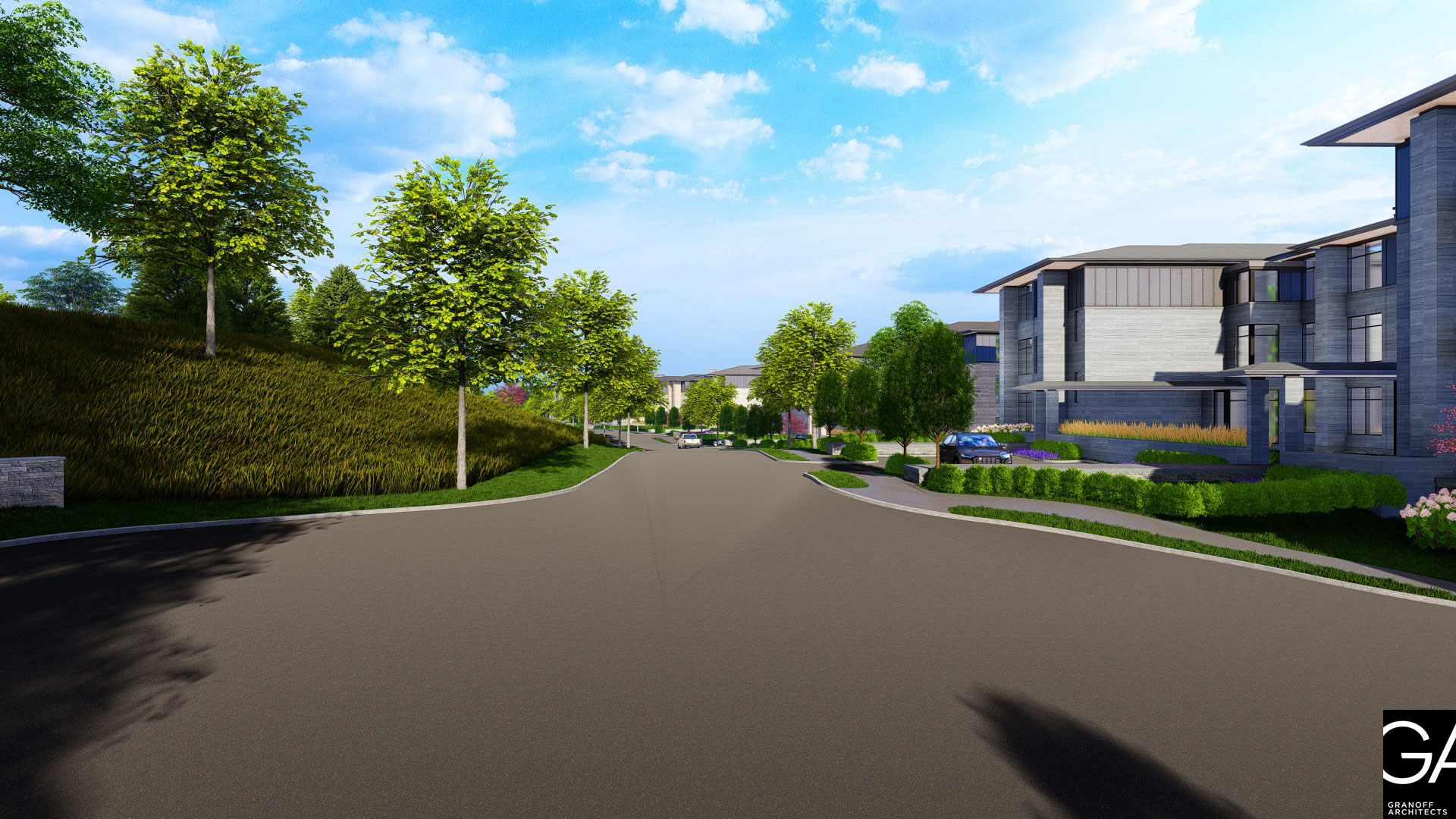Beautiful new community in Westchester County, NY